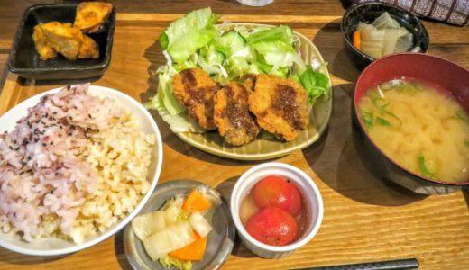 【レビュー】ムモクテキカフェは自然派でオシャレ。子連れ用の個室もあって最高でした!