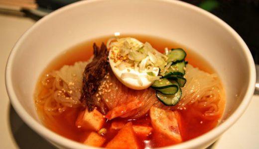 【盛岡グルメレポ】盛岡冷麺、発祥の店「食道園」は冷麺も焼肉も最高だった