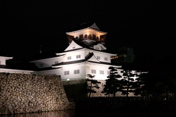 富山城。城マニアファミリーのかたは必見。